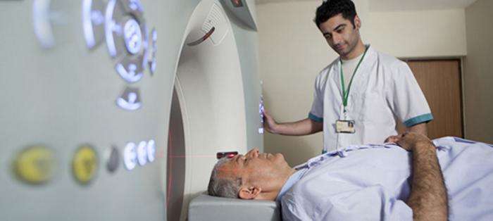 Curso radiologia senac